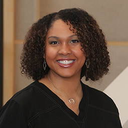 Myesha Johnson, WHNP, Myesha is a women's health nurse practitioner at the Women's Health Specialists of Dallas